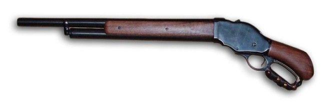 Winchester Model 1887 Браунинг история оружие
