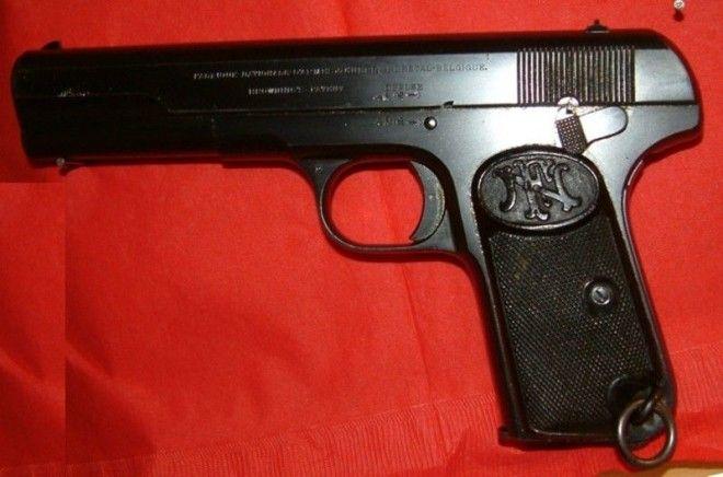 Browning M1903 Браунинг история оружие