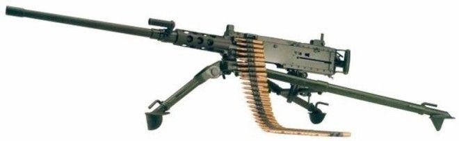 Browning M2 Браунинг история оружие