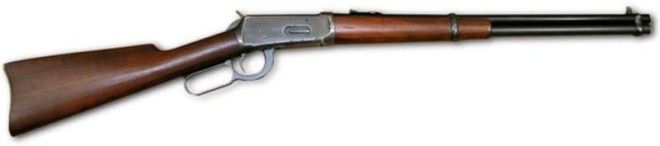 Winchester Model 1894 Браунинг история оружие