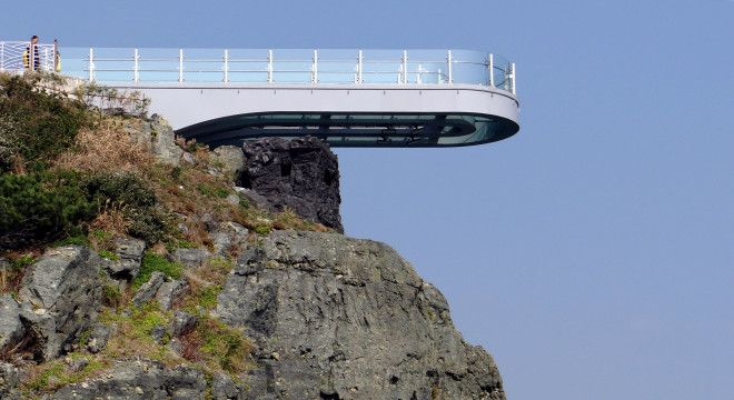 Oryukdo Skywalk